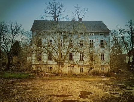 Abandoned, House, Old, Building, Home, Architecture