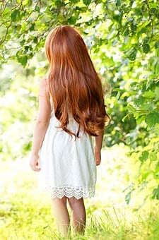Person, Human, Female, Redhead, Red Head, Red, Girl