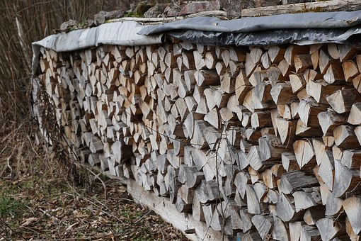 Wood, Nature, Grey, Dry Wood, Stock, Heat, Fabric