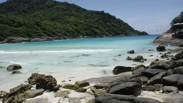 Racha, Island, Phuket, Sea, Thailand, Beach, Sky, Ocean