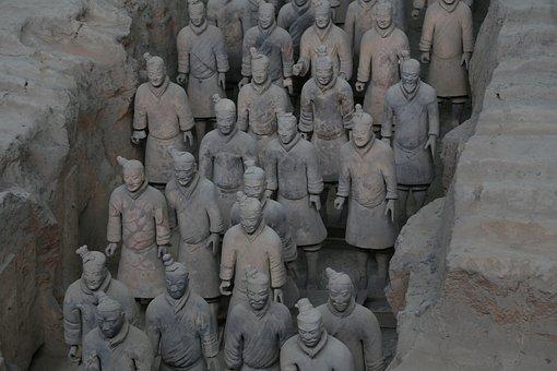Xi'an, Terracotta, Tourism