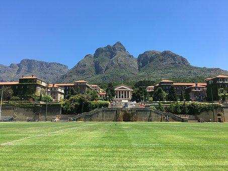 University Of Cape Town, Uct, South Africa, Cape Town