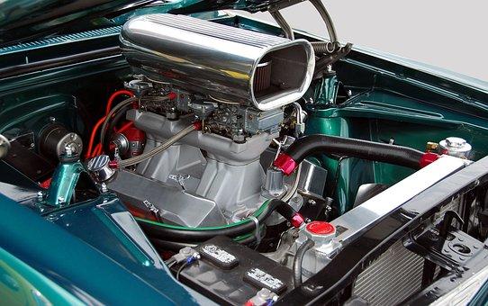 Car Engine, Motor, Engine, Vehicle, Auto, Automobile