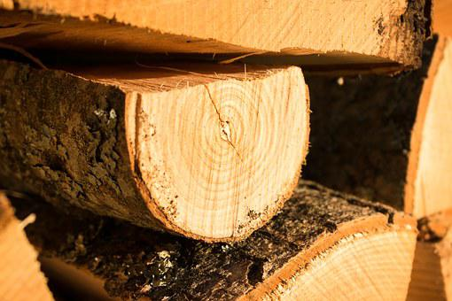 Wood, Firewood, Log, Heating Fuel, Holzstapel
