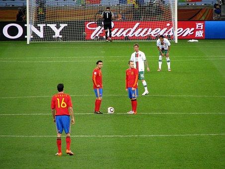 World Cup 2010, Spain, Portugal, Iniesta, Xavi