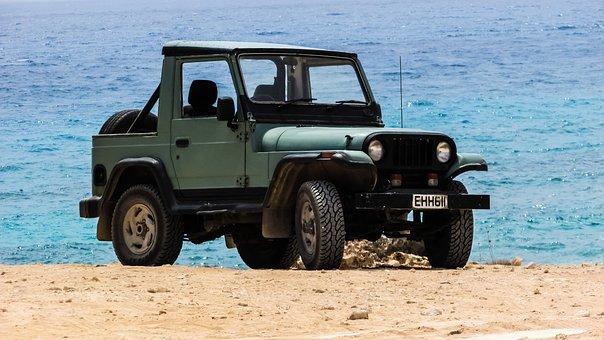 Jeep, Vehicle, Off Road, Adventure, Car, Nature, Safari