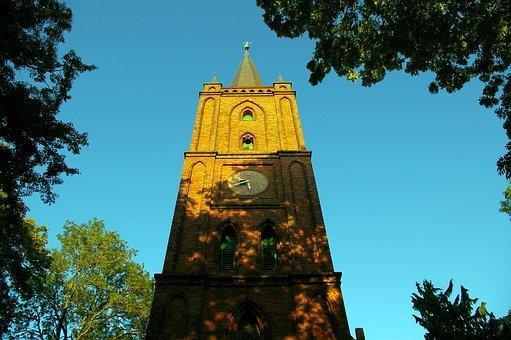 Church, Chapel, Architecture, Building, Religion, Faith