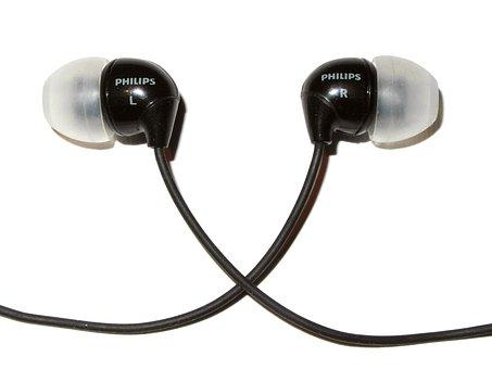 Earplugs, Headphones, In-ear Headphones