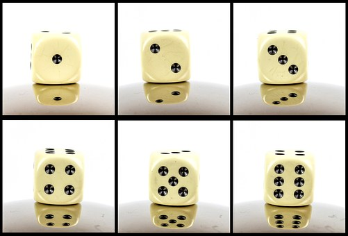 Cube, Pay, Points, Craps, Play, Instantaneous Speed