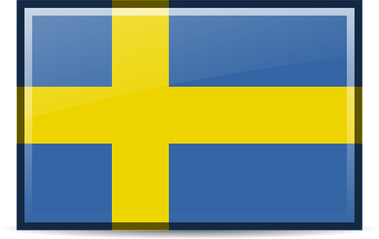 Flag, Icons, Rodentia Icons, Scandinavian Cross, Sweden
