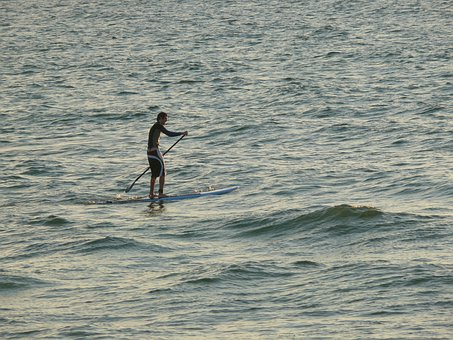Surf, Is, Surf Beach, Ocean, Sea, Tablista, Sport