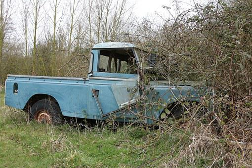 Land Rover, Car, Old Car, Rover, Off-road, Vehicle
