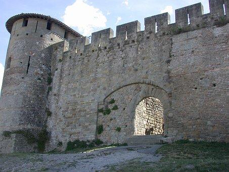 Carcassonne, Medieval Castle, City
