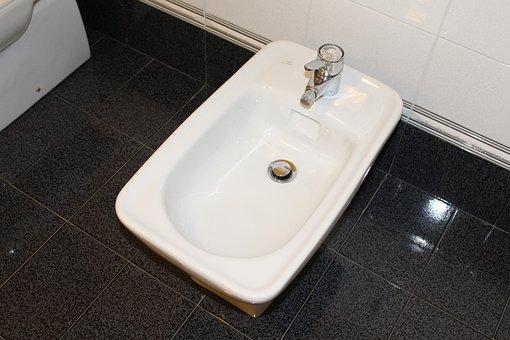 Bidet, Bathroom, Sanitary Fittings, Ceramics, Hygiene