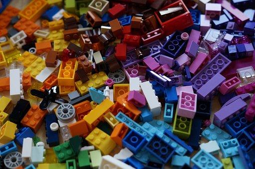 Lego, Toys, Build, Building Blocks, Play, Children