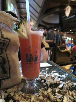 Cocktail, Singapore Sling, Raffles Hotel