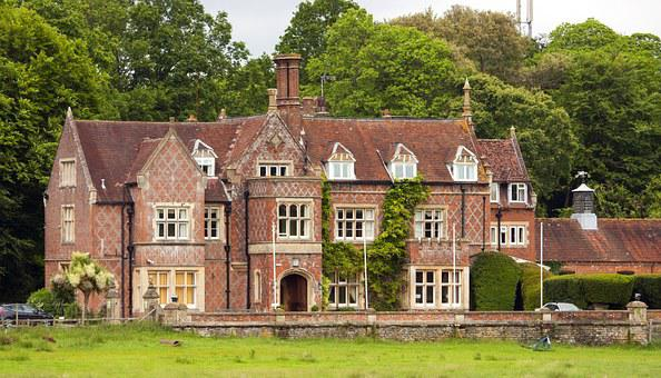 Hotel, Country Hotel, House, Architecture, Building