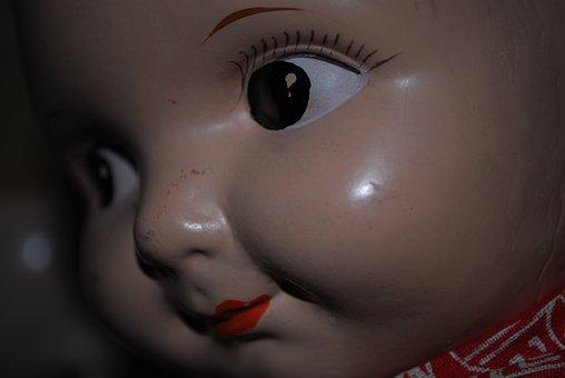 Doll, Buddy Lee, Creepy