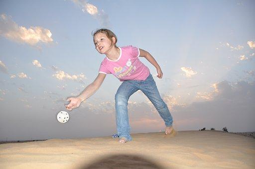 Child, Girl, Play, Roll The Dice, Sokieba