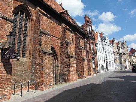 Wismar, Baltic Sea, Hanseatic City, Hanseatic League