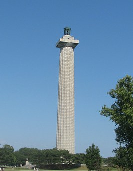 Perry's Monument, Put-in-bay, Monument, Islands, Ohio