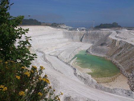 Quarry, Stone Pit, Stone Quarry, Pit, Lime, Limestone