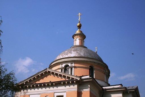 Churh, Building, Architecture, Neo-classical, Religion