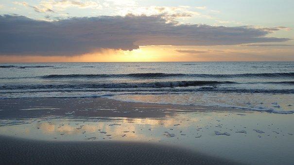 St Peter-ording, Vacations, Coast, Baltic Sea