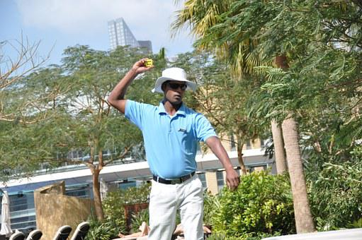 Man, Throw, Person, Sokieba, Funsport