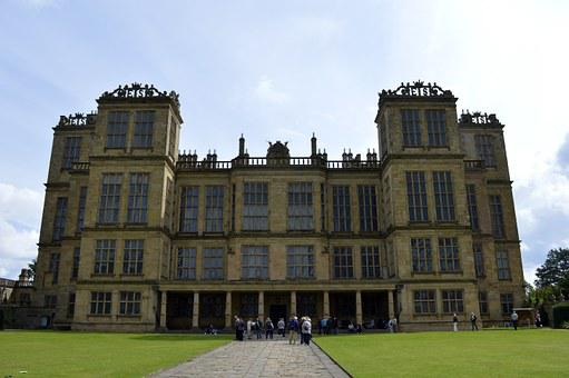 Hardwick Hall, Hardwick, Tudor, Architecture, Windows