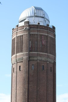 Astronomy, University, Lund, Turn, Building