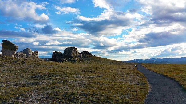 Rocky Mountain National Park, Colorado, Landscape