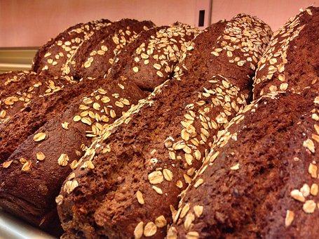 Rye Bread, Bread, Whole Wheat Bread, Dark Bread