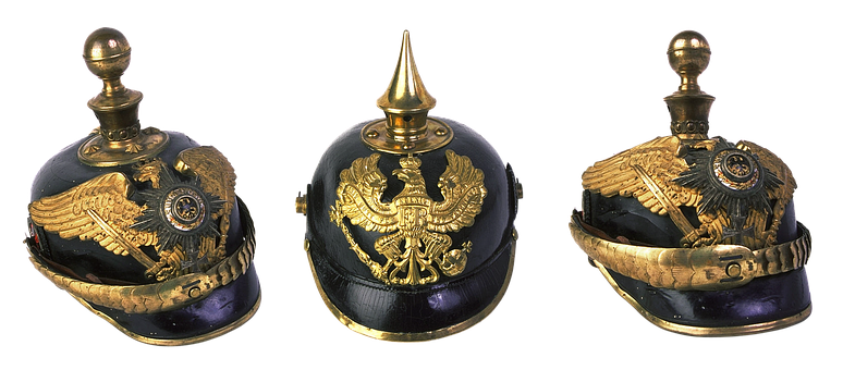 Helmet, Army, German Helmet, Soldier, Ammunition