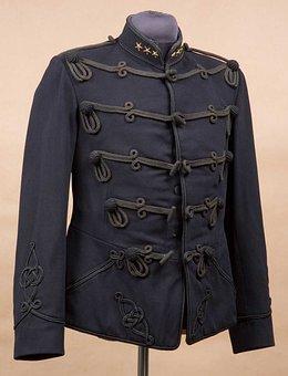 Military Uniform, Sweden, Historic, Museum, Clothing