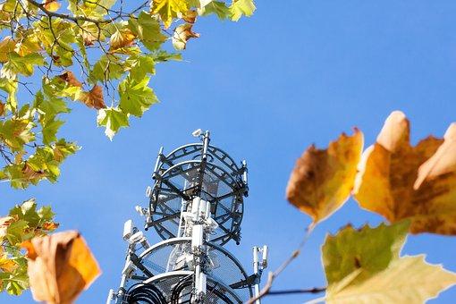Remote Login Mast, Radio Mast, Communication, Antenna