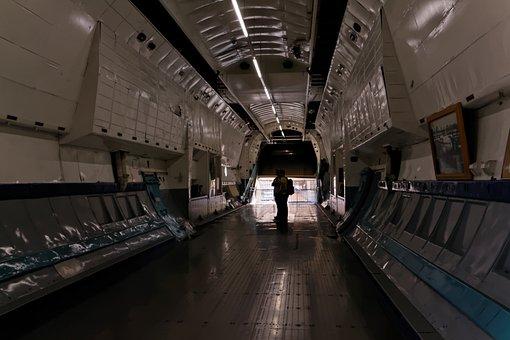 Aircraft, Antonov, Aviation, Oldtimer, Cargo Aircraft