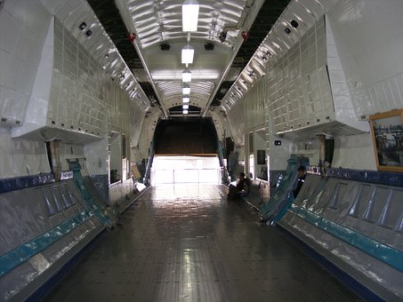 Cargo Space, Cargo Aircraft, Aircraft, Aviation