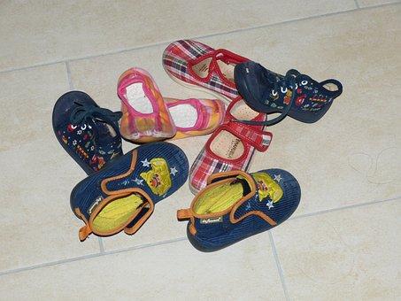 Shoe, Shoes, Children's Shoes, Child, Children, Sandal