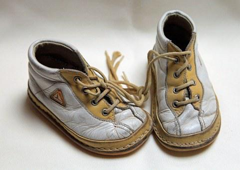 Children's Shoes, Shoes, Child, Baby Shoes