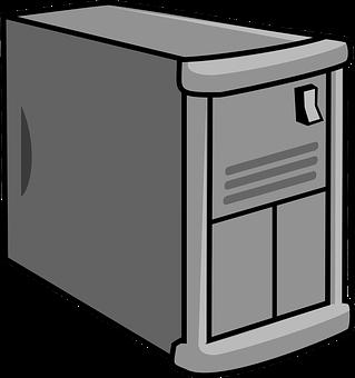 Computer, Pc Tower, Desktop, Pc, Data, Database