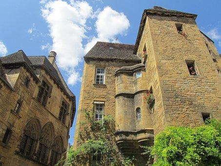 Périgord, Sarlat, Sarlat-la-caneda, Dordogne, Aquitaine