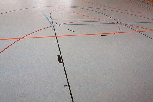 Sports Hall, Mark, Basketball, Sports Club, Gym