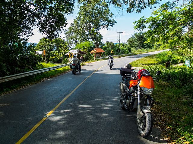 Motorcycle, Motorcycle Tour, North Thailand