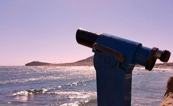 Prismatic, Viewpoint, Landscape, View, Horizon