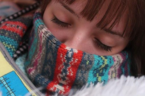 Winter, Heat, Comfort, People, Clothing, Person, Scarf