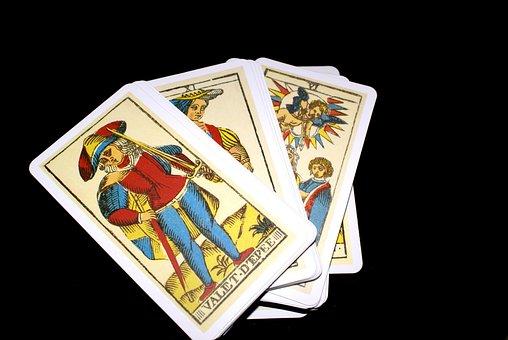 Tarot Cards, Clairvoyance, Tarot