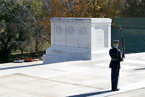 Arlington, Arlington National Cemetery, Tomb