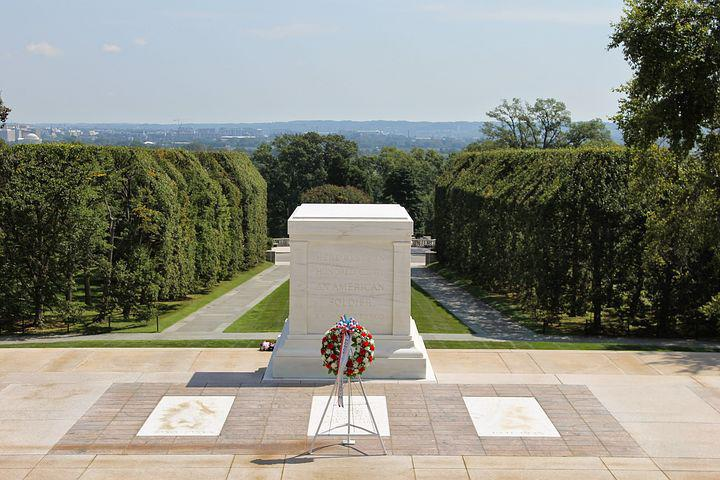 Unknown Soldier, Memorial, Arlington, Soldier, Monument