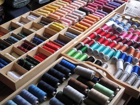 Yarn, Sew, Leisure, Handarbeiten, Hand Labor, Homemade